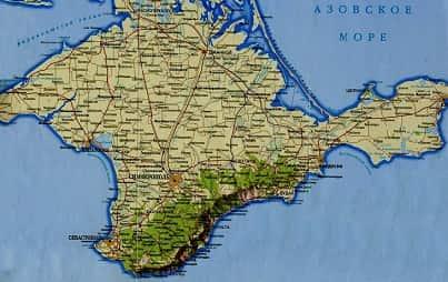 Услуги по всем районам и селам Крыма